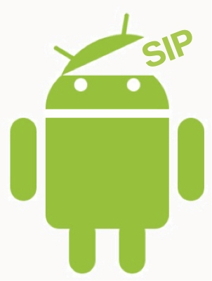 Why use a third-party SIP softphone when Android has one